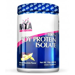 100% Soy Protein Isolate / No Modificada