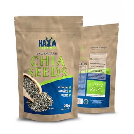 Semillas de Chia Organica 200 Gramos