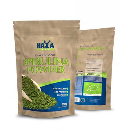 Organic Spirulina Powder 100 g