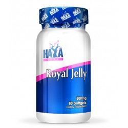 Jalea Real 500 mg. - 60 Softgels