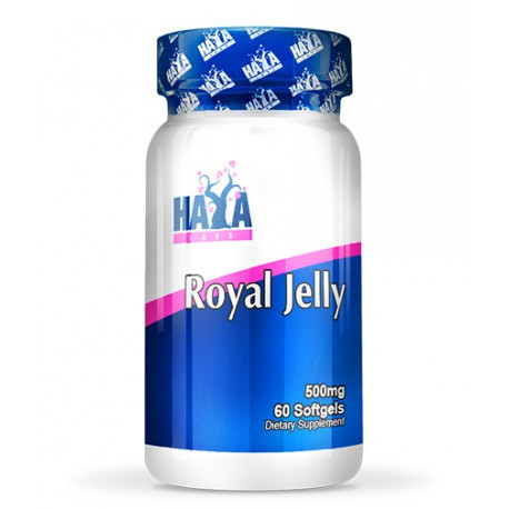Royal Jelly 500 mg. - 60 Softgels