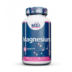Magnesium Citrate 200 mg - 50 tabs.