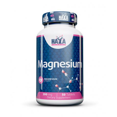 Citrato de Magnesio 200 mg - 50 tabs.