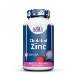 Bisglicinato de zinc 30 mg - 100 tabletas