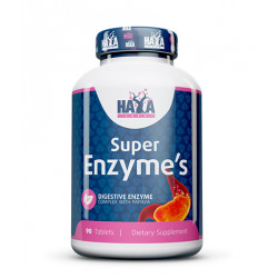Super Enzyme Complex 90 tabs.