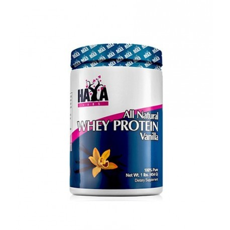 100% Pure All Natural Whey Protein Vainilla