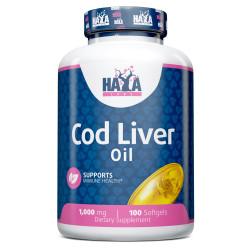 Aceite de Hígado de Bacalao 1000 mg 100 Softgel
