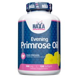 Evening Primrose Oil / Cold Pressed / 500mg / 120 Softgels