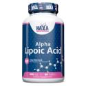 Acido Alfa Lipoico - Liberación Sostenida - 600 mg. - 60 Tabs.