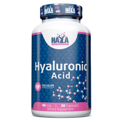 Hyaluronic Acid 40 mg - 30 Caps