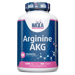 Arginina AKG 1000 mg - 100 Tabletas