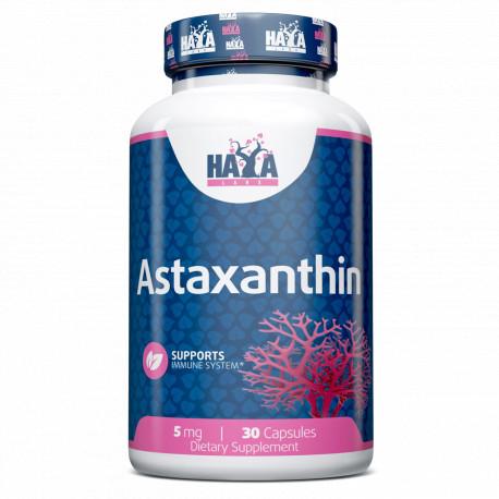 Astaxantina 5mg. - 30 Caps.