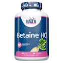 Betaine HCL 650mg - 90 Tabs.