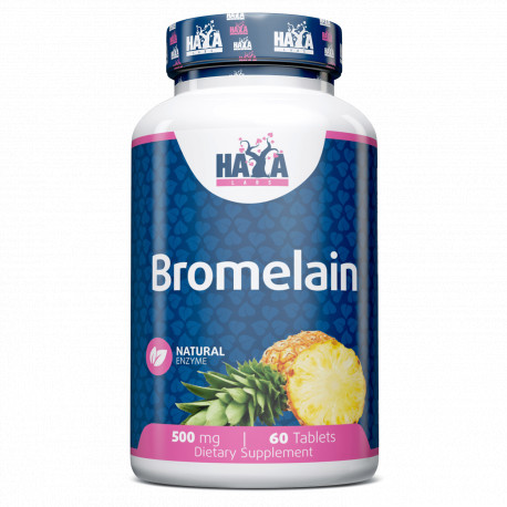 Bromelain 500 mg - 60 Tabs.