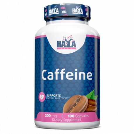 Cafeína 200 mg - 100 Caps.