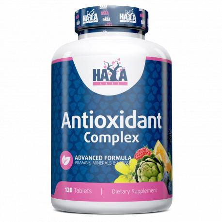 Complejo Antioxidante 120 Tabs