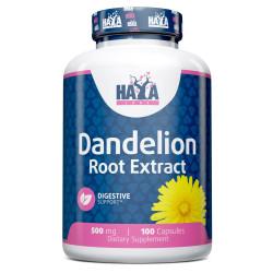 Diente de Leon Extracto de Raiz (2% Flavonoides) 500 mg - 100 Caps.