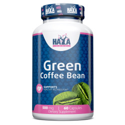 Green Coffee Bean Extract 500mg / 60 Caps.