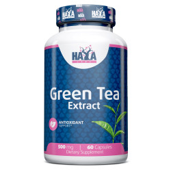 Green Tea Extract 500mg / 60 Caps.