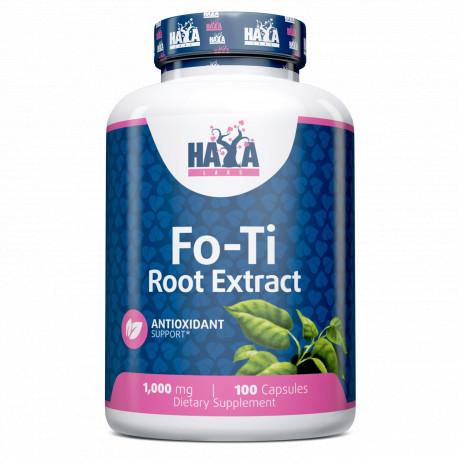 Fo-Ti Root Extract - 100 Caps.