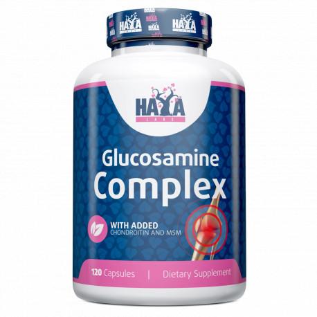 Glucosamine Chondroitin & MSM Complex 120 Caps.