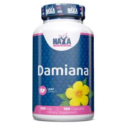 Hojas de Damiana - 100 Caps