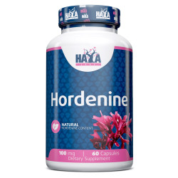 Hordenina 98% - 100mg - 60 Caps.