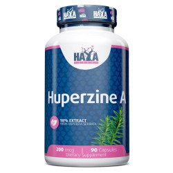Huperzine A 98% Extract 200mcg - 90 Caps.