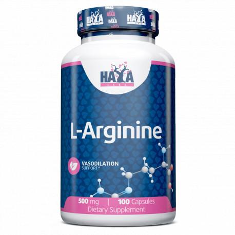 L-Arginine 500mg / 100caps
