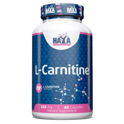 L-Carnitine 250mg. / 60caps.