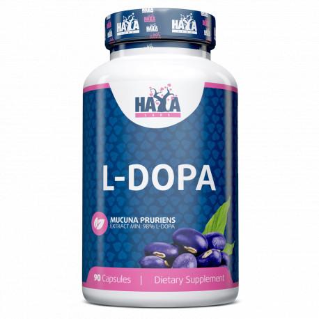 L-DOPA / Mucuna Pruriens Extracto / 90 Caps