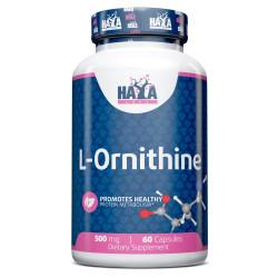 L-Ornitina 500 mg - 60 Caps.