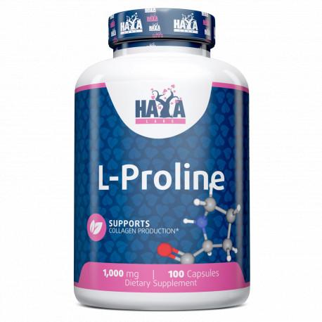 L-Prolina 1000mg - 100 Caps