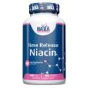 Niacina - Liberación Sostenida - 250mg - 100 Tabs.