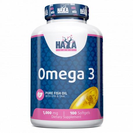 Omega 3 1000mg / 100 Softgels