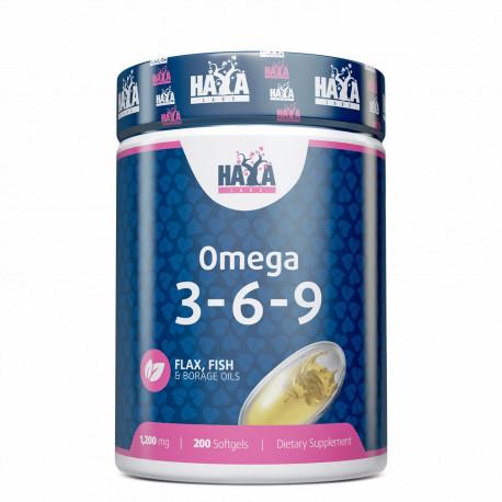 Omega 3-6-9 200 Caps