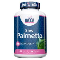 Saw Palmetto 550 mg. - 100 Caps.