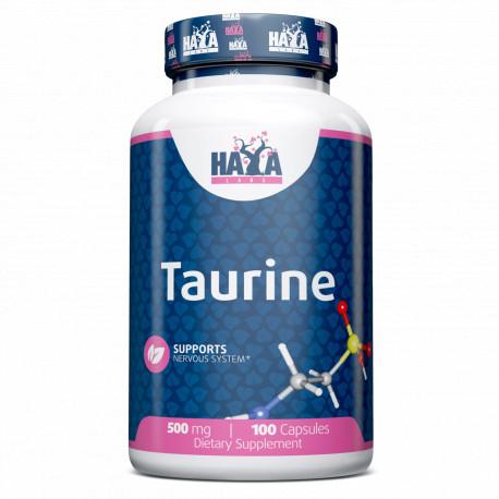 Taurina 500 mg - 100 Caps