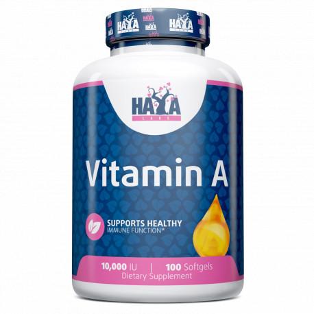 Vitamin A 10,000 IU - 100 Tabs