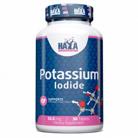 Potassium Iodide 32.5mg. 30 Tabs.