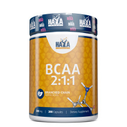 BCAA 2:1:1 - 500 mg - 200 Caps
