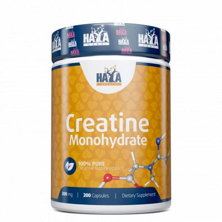 Sports Creatine Monohydrate 500mg / 200 Caps