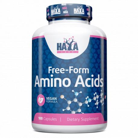 Free Form Amino Complex 100 Caps