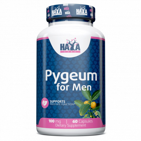 Pygeum for Men 100mg. - 60 Capsules