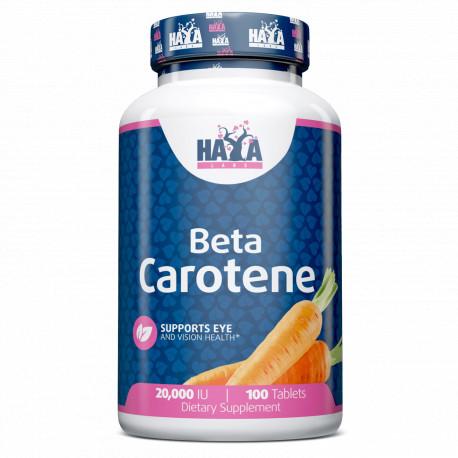 Natural Beta Caroteno 10,000 IU 100 Softgels