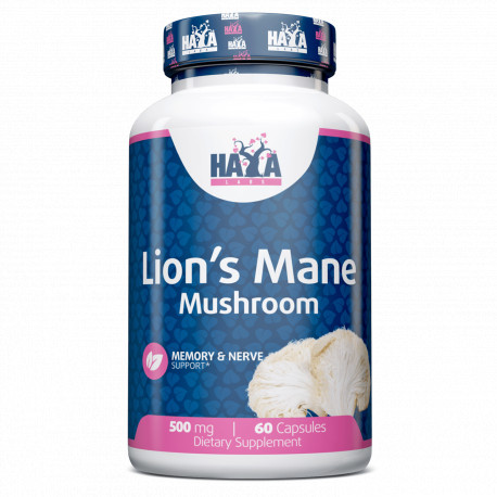 Lion's Mane Mushroom 500mg. - 60 Caps